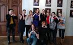 Международный конкурс «Устами детей говорит мир»