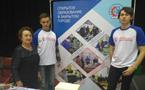 Открытие чемпионата Томской области WorldSkills Russia