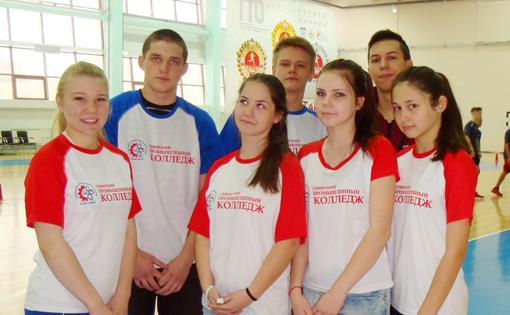 Городской спортивный конкурс «Игры волонтеров»