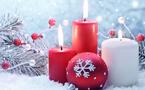 Уважаемые коллеги! Поздравляем с Новым годом и светлым праздником Рождества!