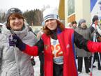 Городская спартакиада по лыжным гонкам