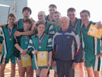 Первенство по волейболу в зачет областной спартакиады