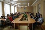 Встреча студентов с представителями Федеральной службы по контролю за оборотом наркотиков , наркодиспансера и благотворительного фонда «Рука помощи»