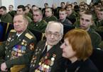 Урок мужества, посвященный 70-летию Сталинградской битвы