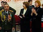Урок мужества, посвященный Дню защитника Отечества и Дню памяти о погибших воинах