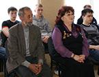 Встреча с ликвидаторами аварии на ЧАЭС