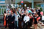 Дипломы специалистов - выпускникам Северского промышленного колледжа
