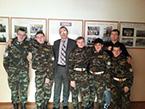 Областные соревнования по военно-прикладному многоборью «Разведчик»