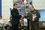 Военно-спортивный патриотический клуб «Долг» отметил свой юбилей