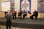 Концерт, посвященный весеннему празднику