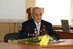 Ветеран Курской битвы рассказал студентам о военном времени