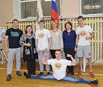III Городские соревнования по уличной гимнастике (STREET WORKOUT) в Северске