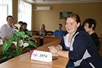 Круглый стол «Учебный процесс и внеучебная деятельность глазами первокурсников»