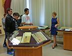 Экскурсия в Государственный архив Томской области