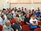Теоретический тур общероссийского этапа IV конкурса профессионального мастерства в номинации «Лучший дозиметрист»