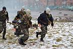 Областные осенние военно-спортивные сборы