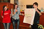 VI ежегодный Областной студенческий слет волонтеров