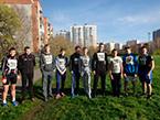 Кросс в зачет областной спартакиады «Говорит юность России»