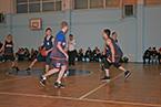 Соревнования по баскетболу в зачет областной спартакиады «Говорит юность России»