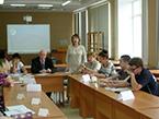 Круглый стол со студентами 1-го курса