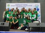 Волонтеры на чемпионате WSR