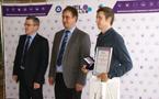 Награждение победителей отборочного этапа «AtomSkills-2018»